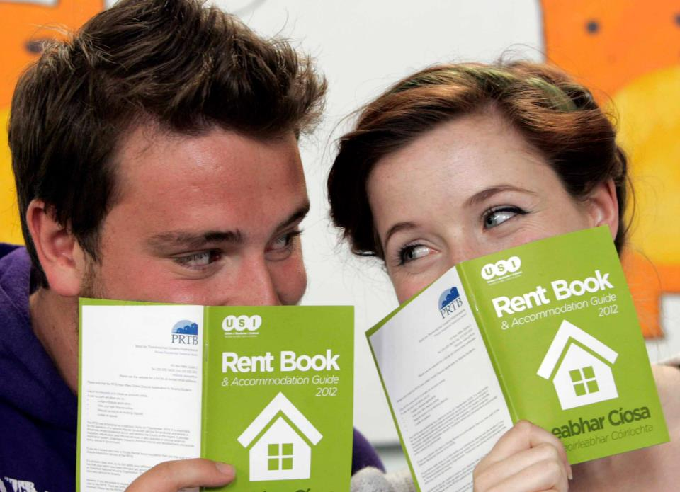 USI Rent Book 2012