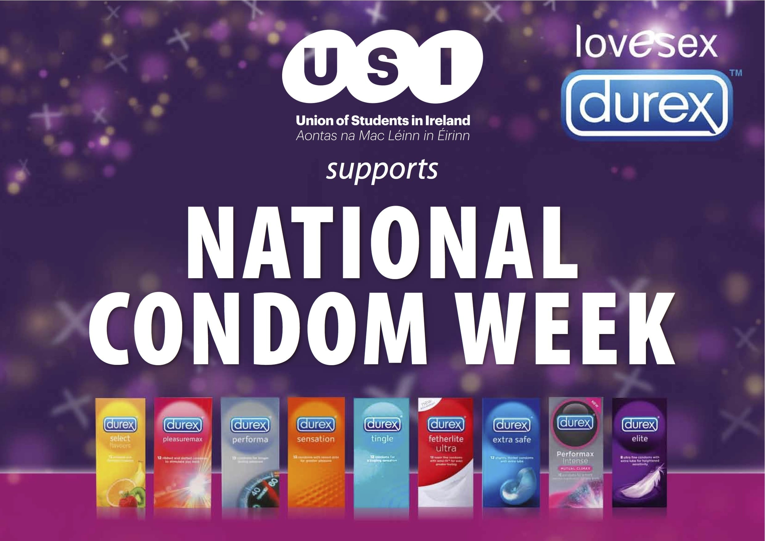 USI supports National Condom Week 2012