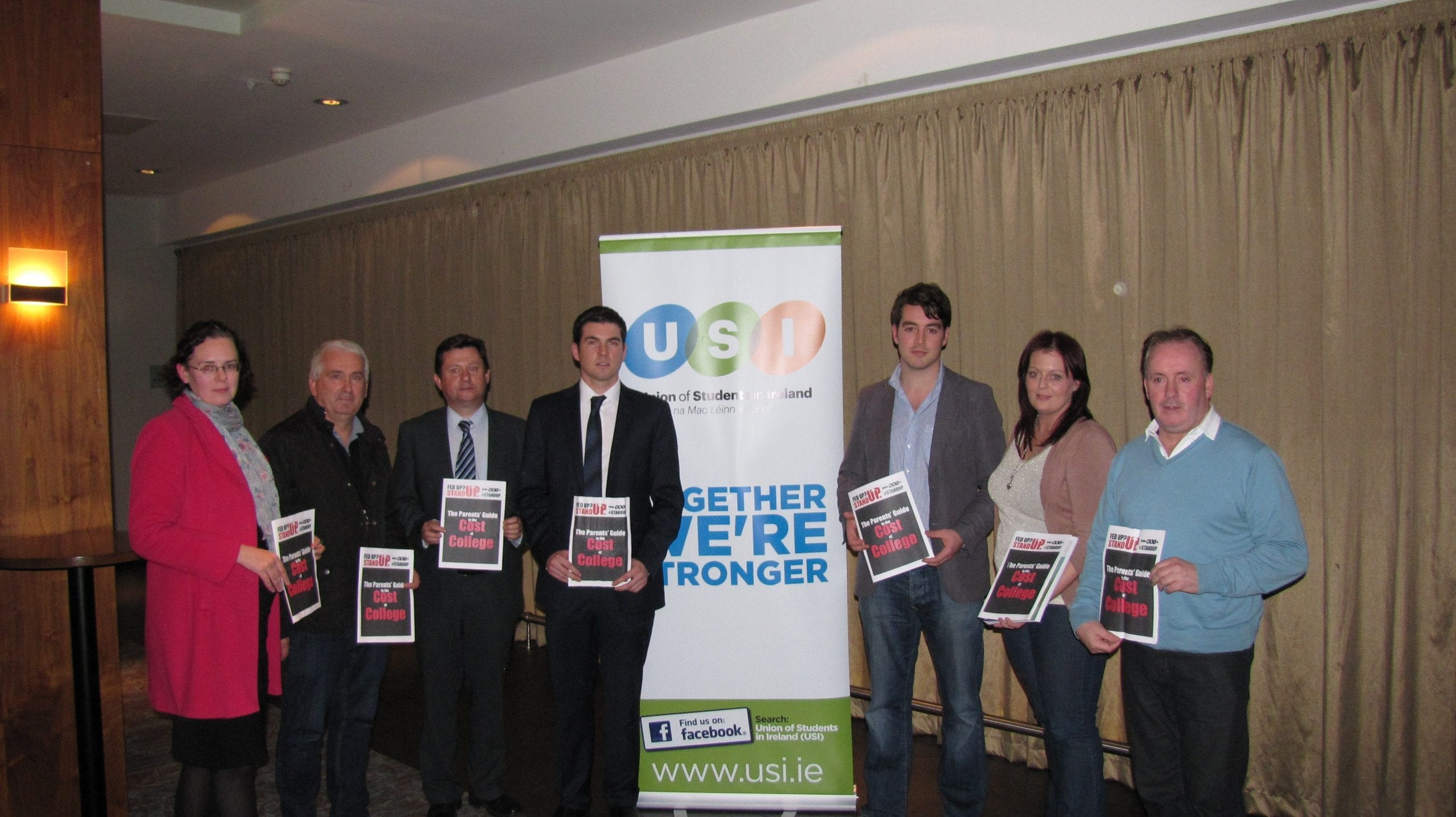 Dundalk IT President comes out against fee hikes at USI Public Meeting