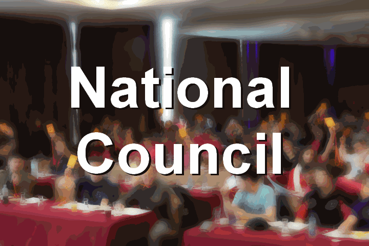 National Council Minutes Live