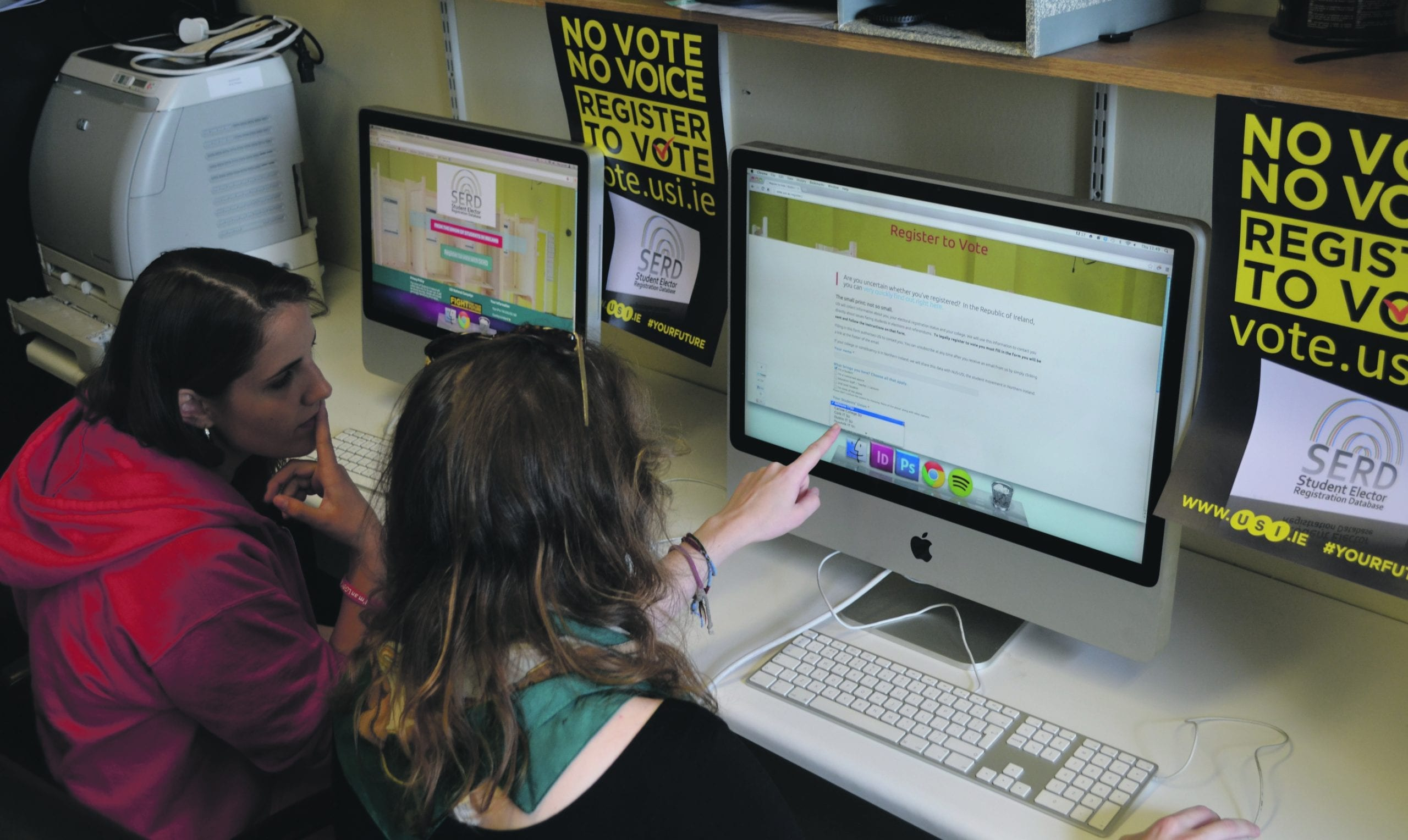 10,000 Student voters mobilise ahead of Seanad Poll