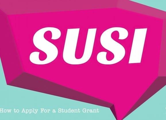 SUSI Deadline: Midnight this Saturday
