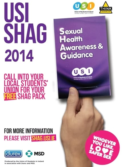 safe sex campaign for college students in Newcastle
