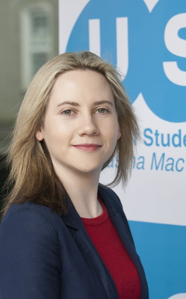 USI Congress 2014 Elects Laura Harmon as the new USI President.
