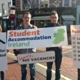 Housing shortage will increase college drop out