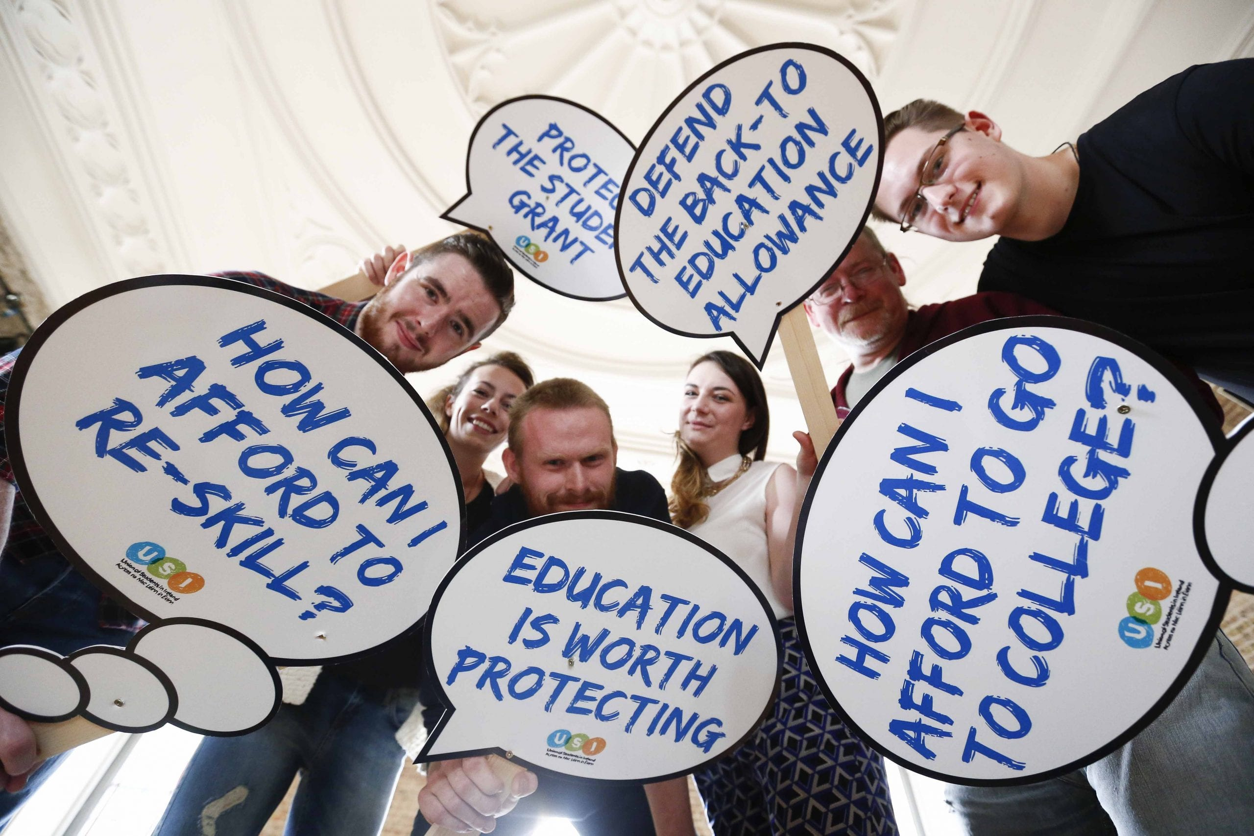Union of Students in Ireland to hold seminar on publicly funded higher education