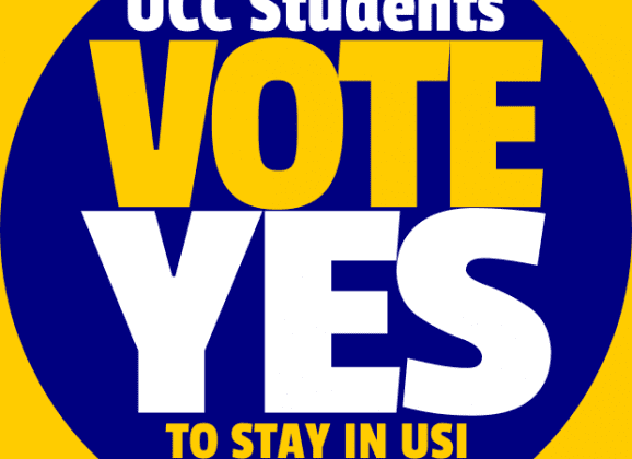 UCC Students: Vote YES to USI