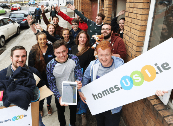 USI launches accommodation relief site