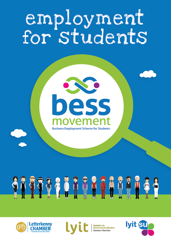 Business Employment Scheme for Students (BESS) to launch at Letterkenny I.T