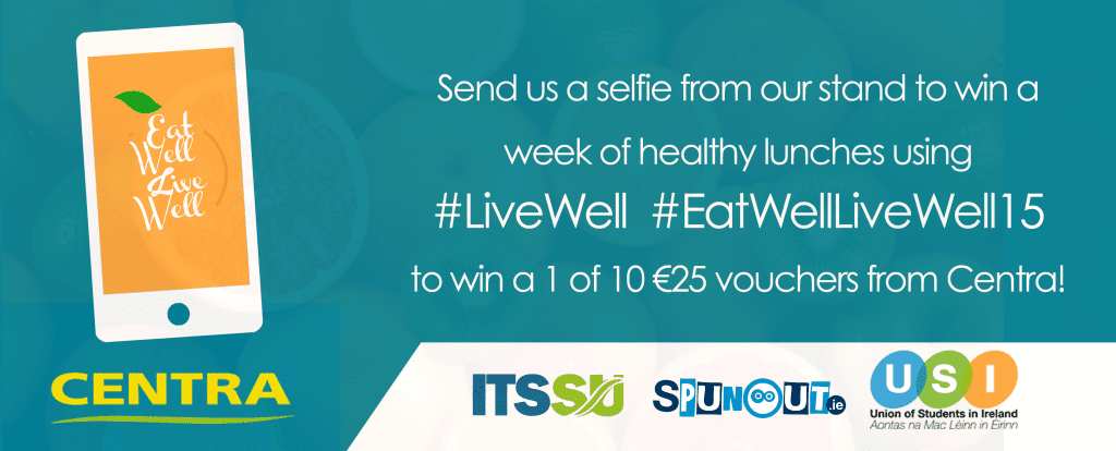 Eat Well Live Well CENTRA COMP SLIGO