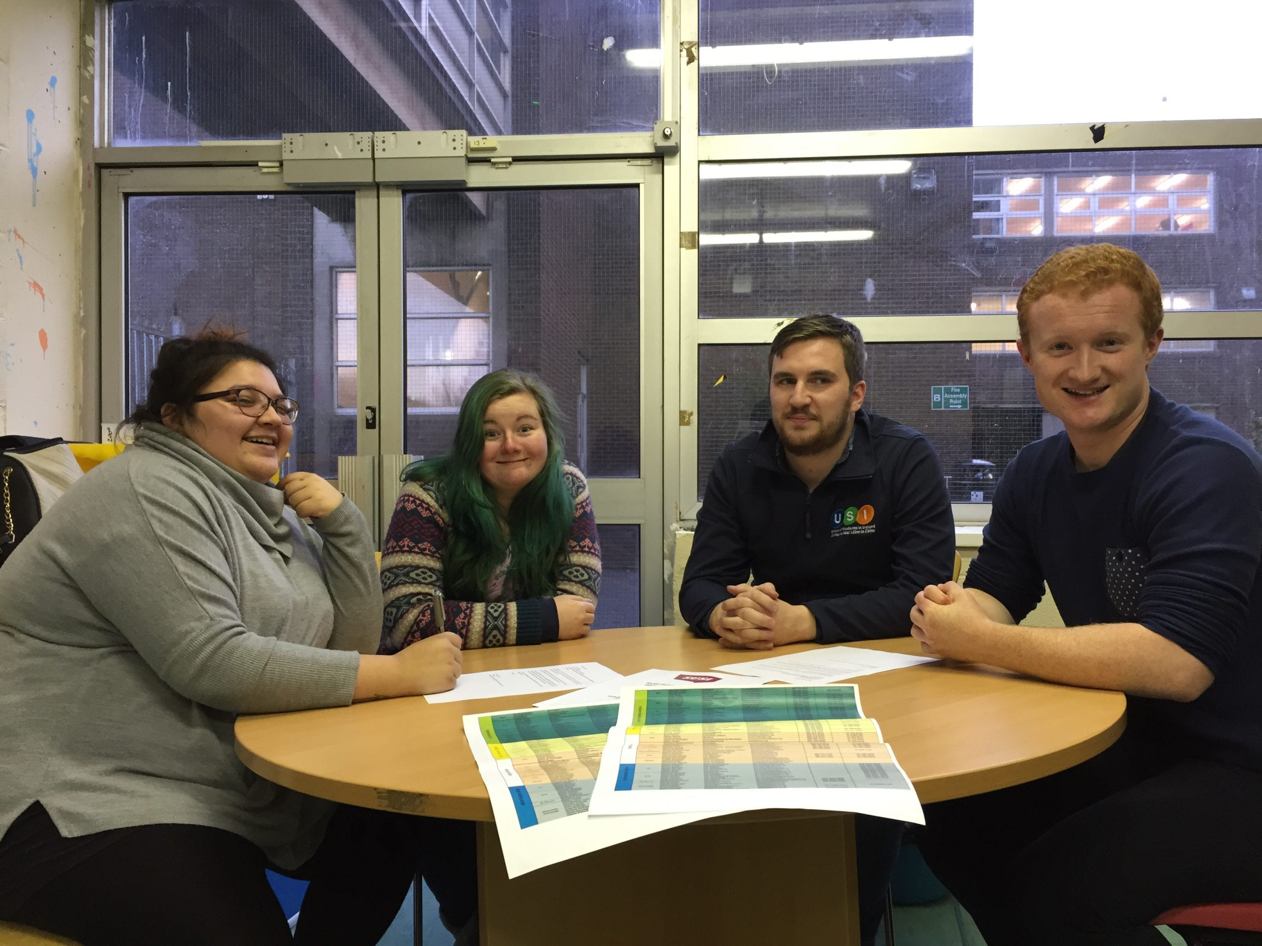 Coláiste Dhúlaigh College of Further Education Joins the Union of Students in Ireland