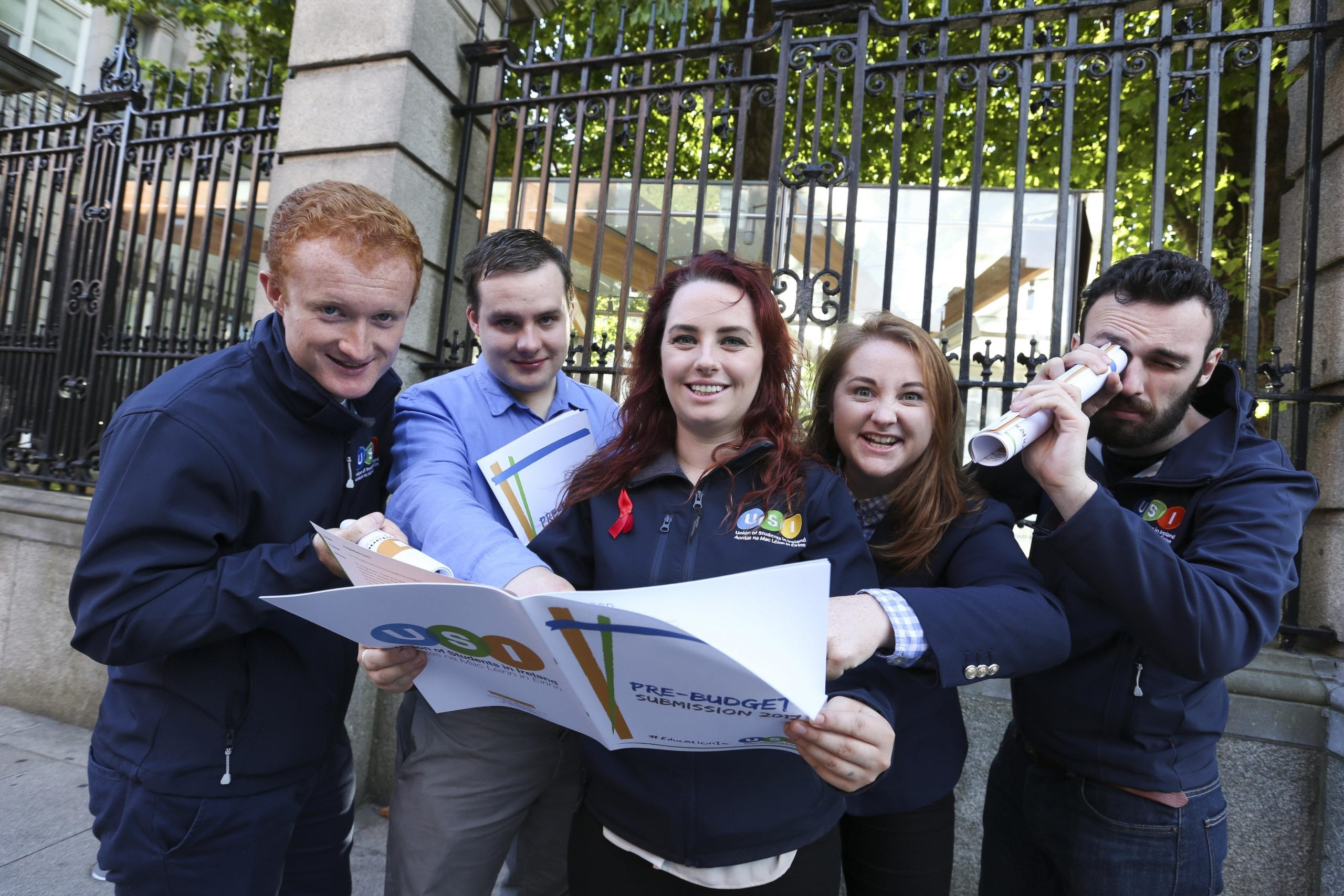 USI Launches Student Pre-Budget Submission