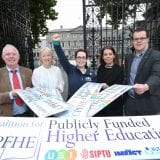 The Coalition for Publicly Funded Higher Education call for immediate governmental investment in third level education sector