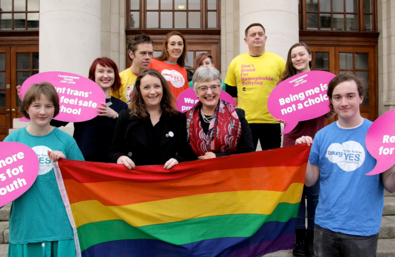 Students to Participate in World's First LGBTI+ Youth Strategy