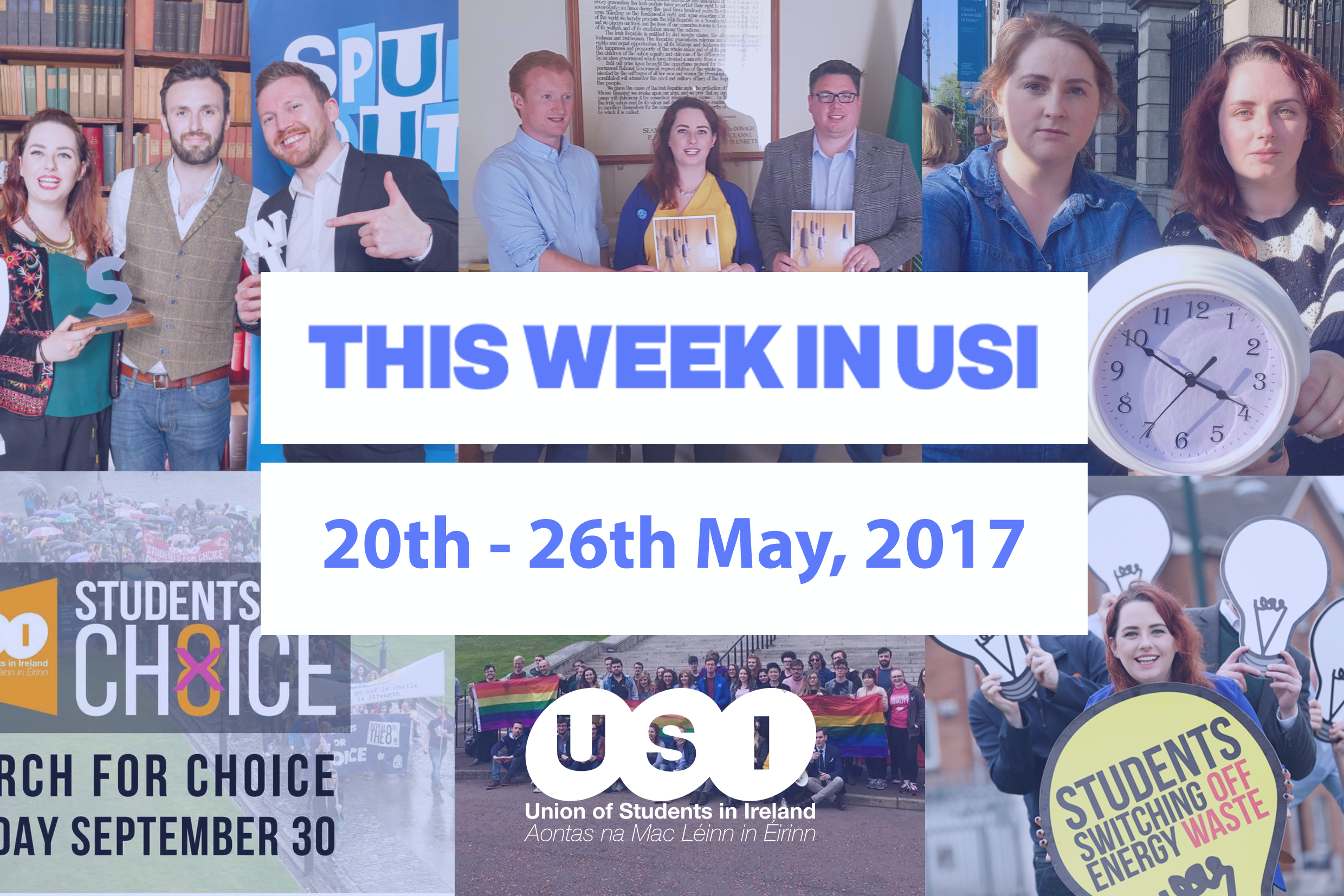 This Week in USI May 20th – 26th, 2017