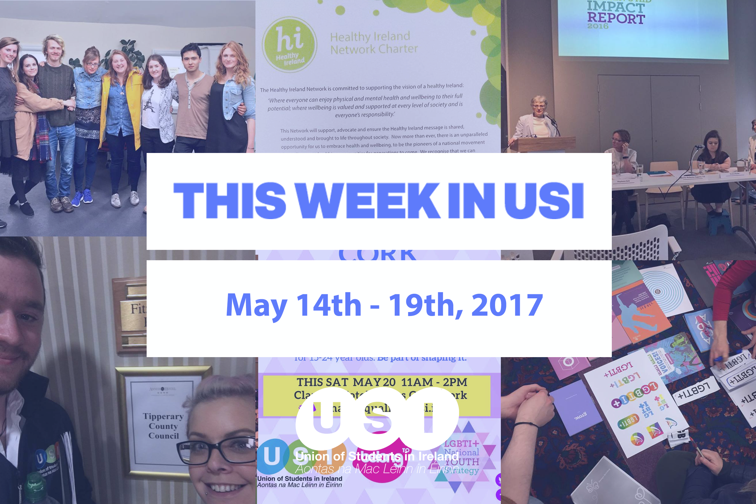 This Week in USI May 14th – 19th, 2017