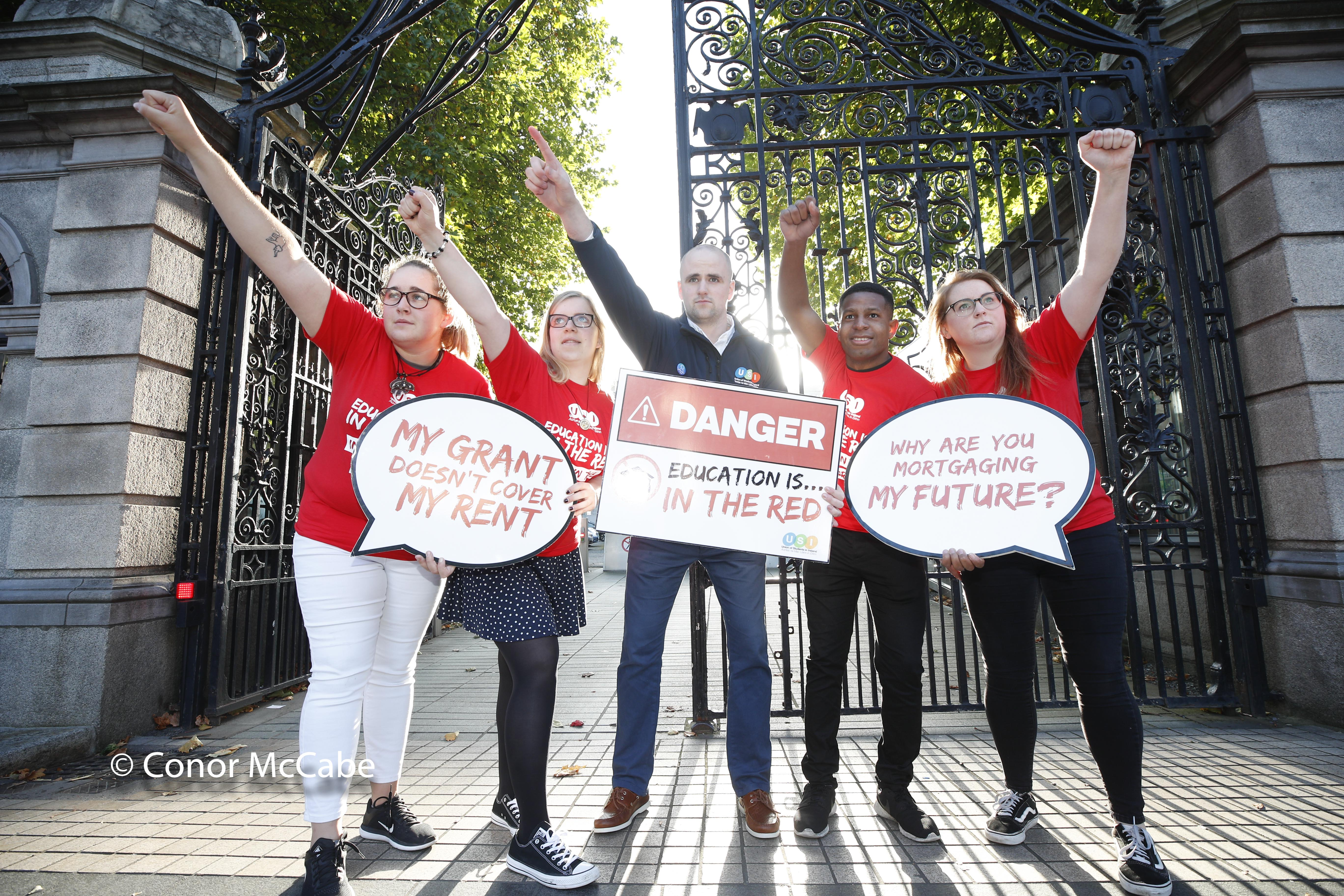 5,000 Students To March on Dublin For Publicly Funded Third-Level Education