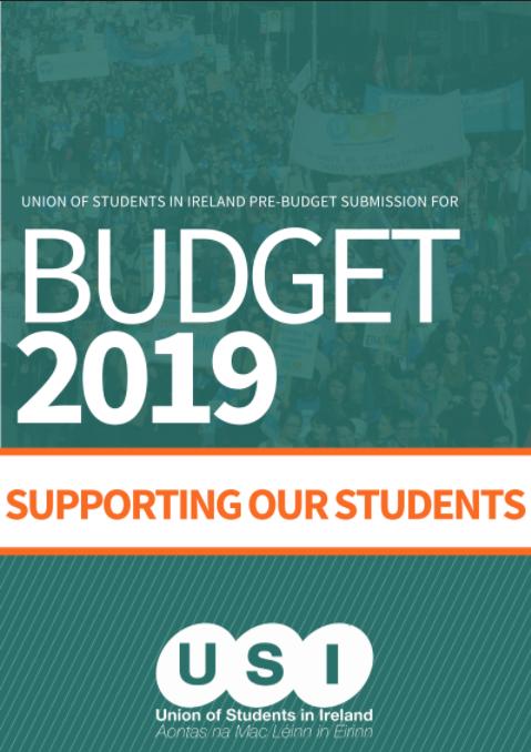 USI Pre Budget Submission 2019