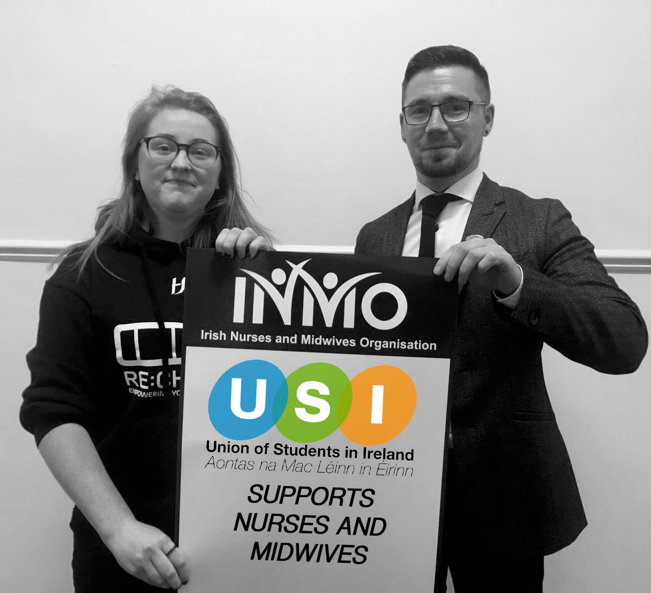 USI Support for INMO Nursing and Midwifery Strike Action