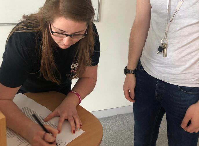 SU Presidents Sign Joint Letter to #FundTheFuture
