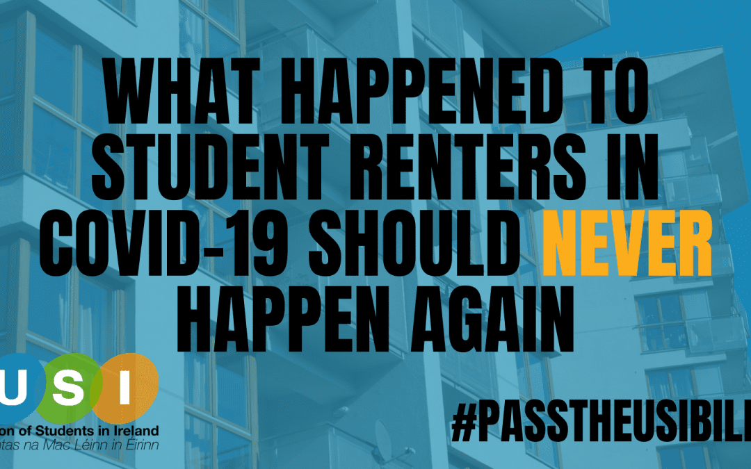 Government urged to support USI student accommodation bill in Dáil debate