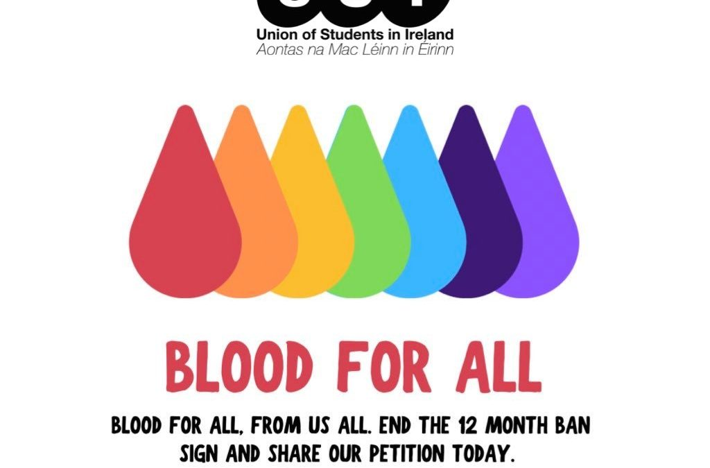 Blood For All campaign to end donation ban on MSM backed by USI