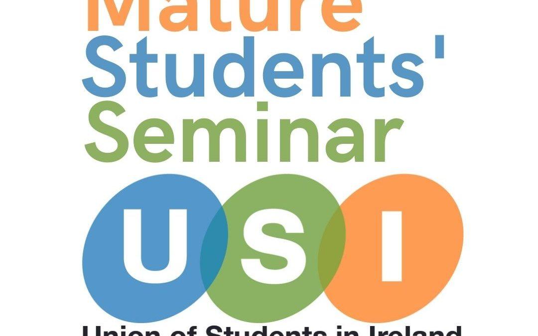 Mature Students' Seminar Registration now open